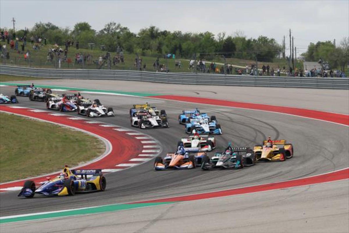 F1 インディカー・シリーズ