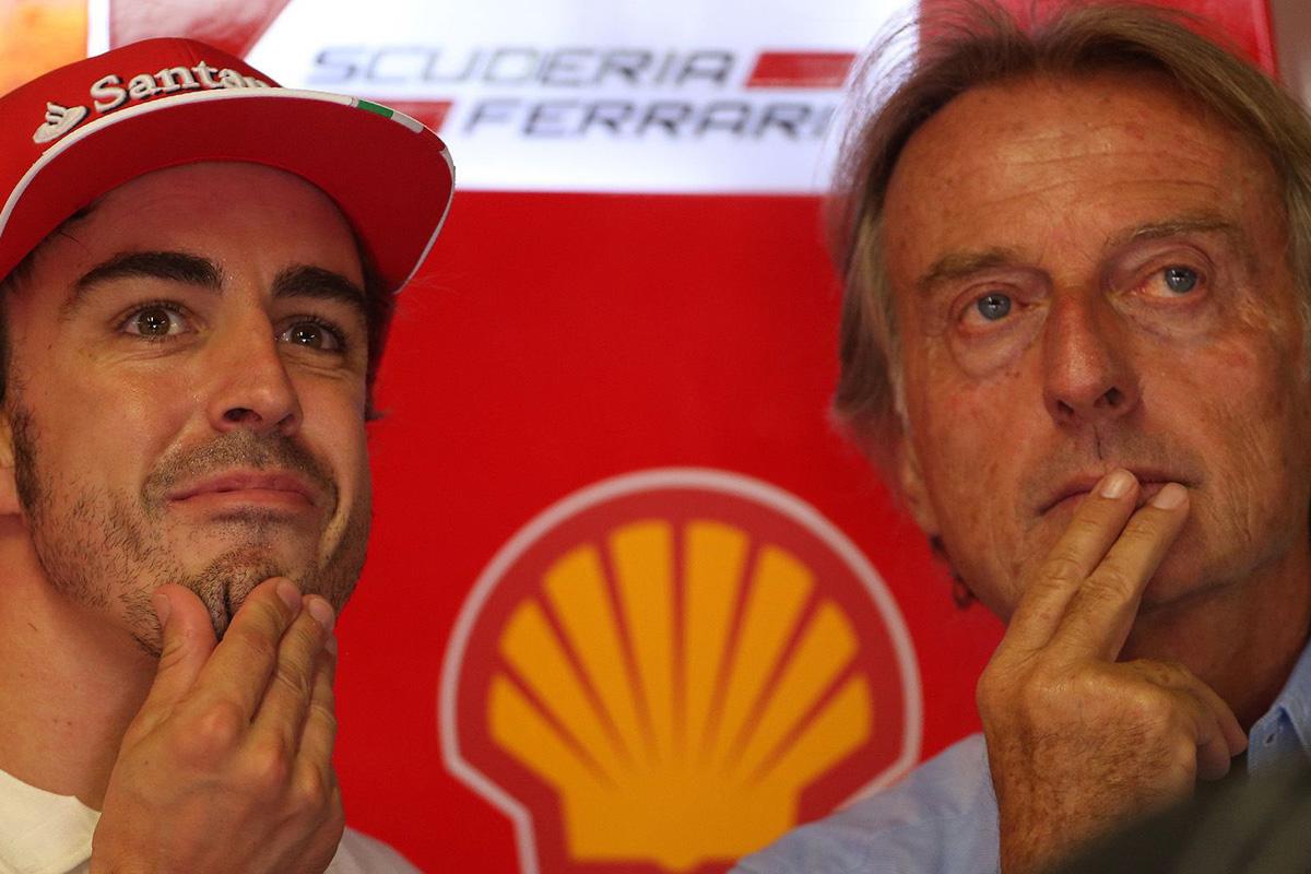 F1 フェラーリ フェルナンド・アロンソ