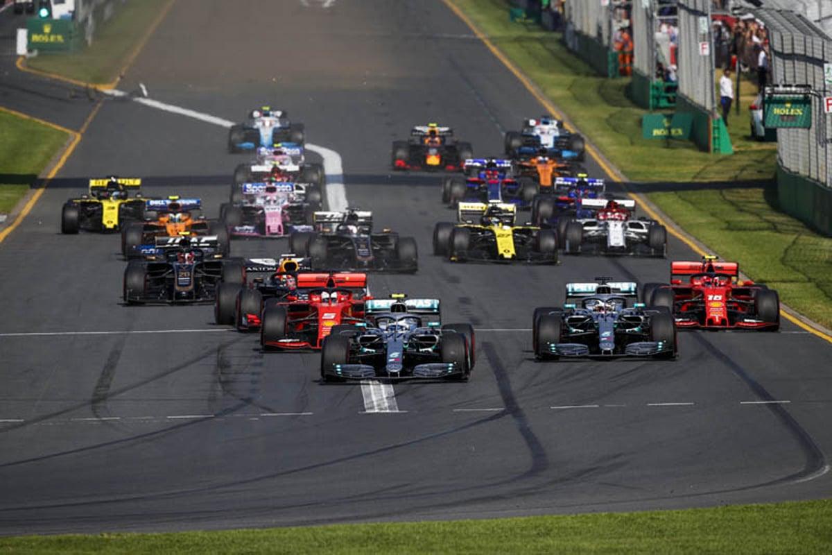 F1 フォーミュラ1