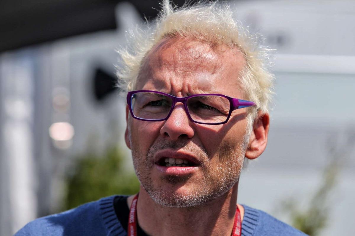 F1 ジャック・ヴィルヌーヴ