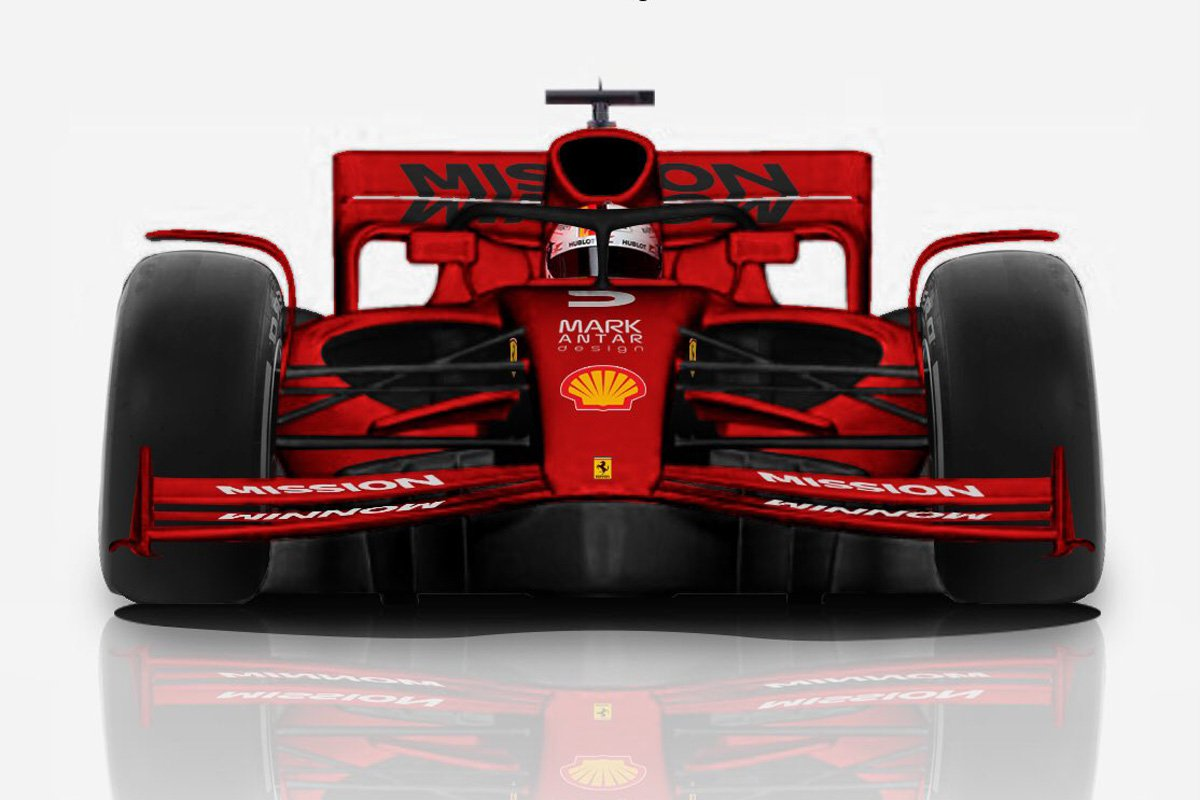 F1 2021年F1マシン