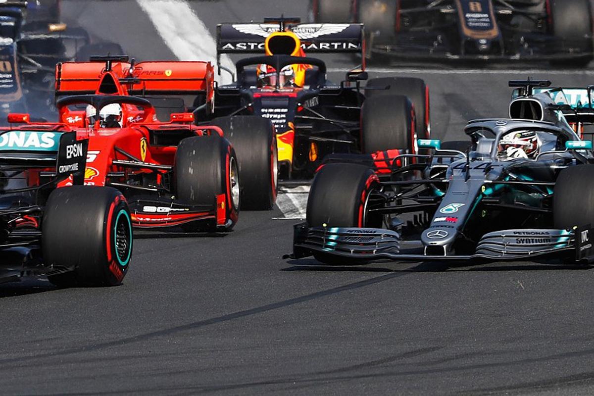 F1 ルイス・ハミルトン ホンダF1