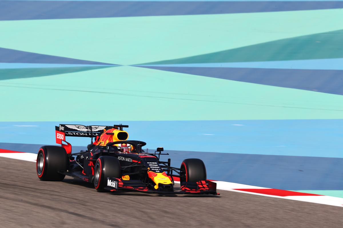 2019 F1 バーレーンGP フリー走行3回目 結果