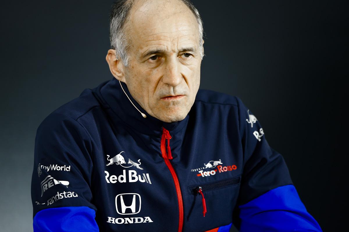 F1 トロロッソ ルノーF1