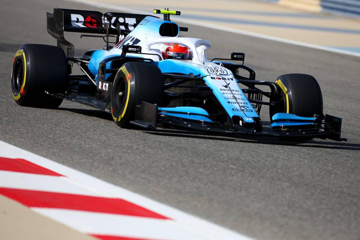 F1 ウィリアムズ バーレーンGP
