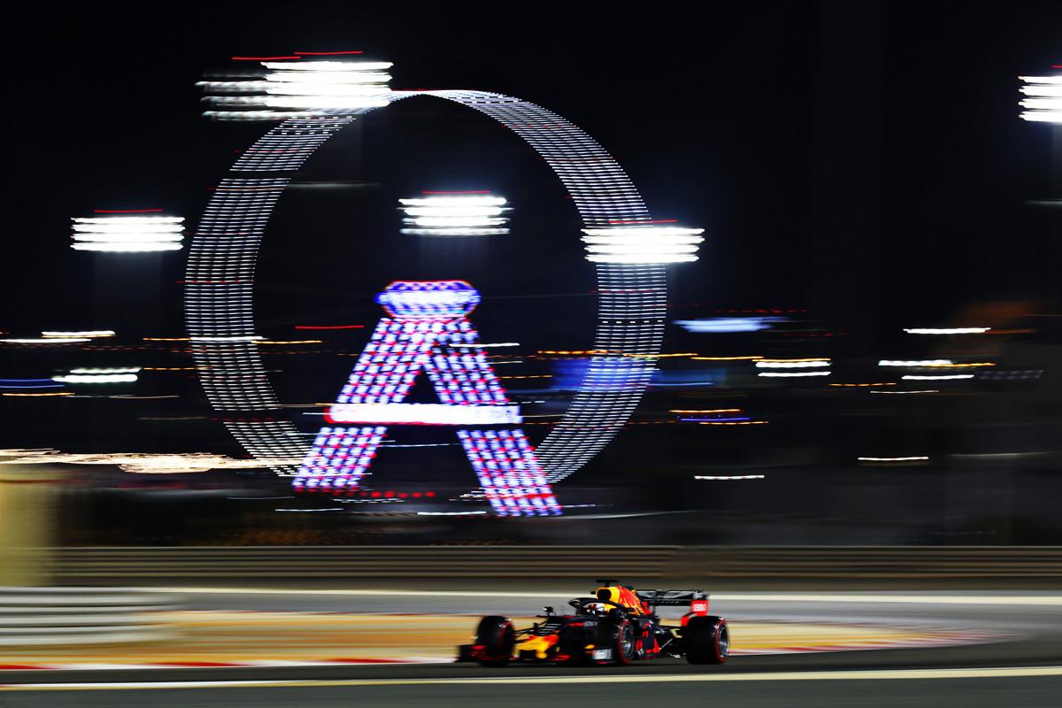 F1 バーレーンGP 予選 結果