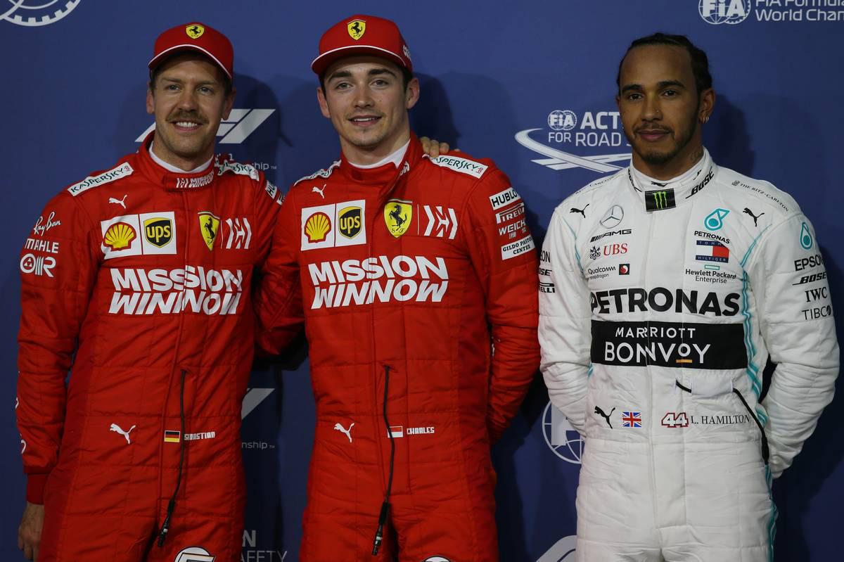 F1 バーレーンGP