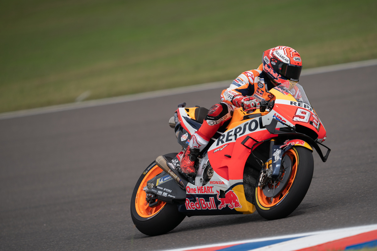 MotoGP ホンダ アルゼンチンGP