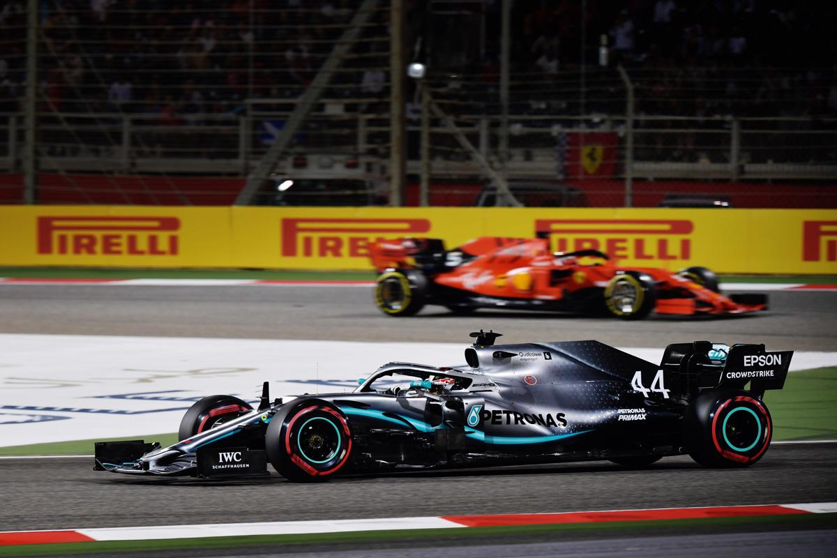 2019 F1 バーレーンGP 決勝