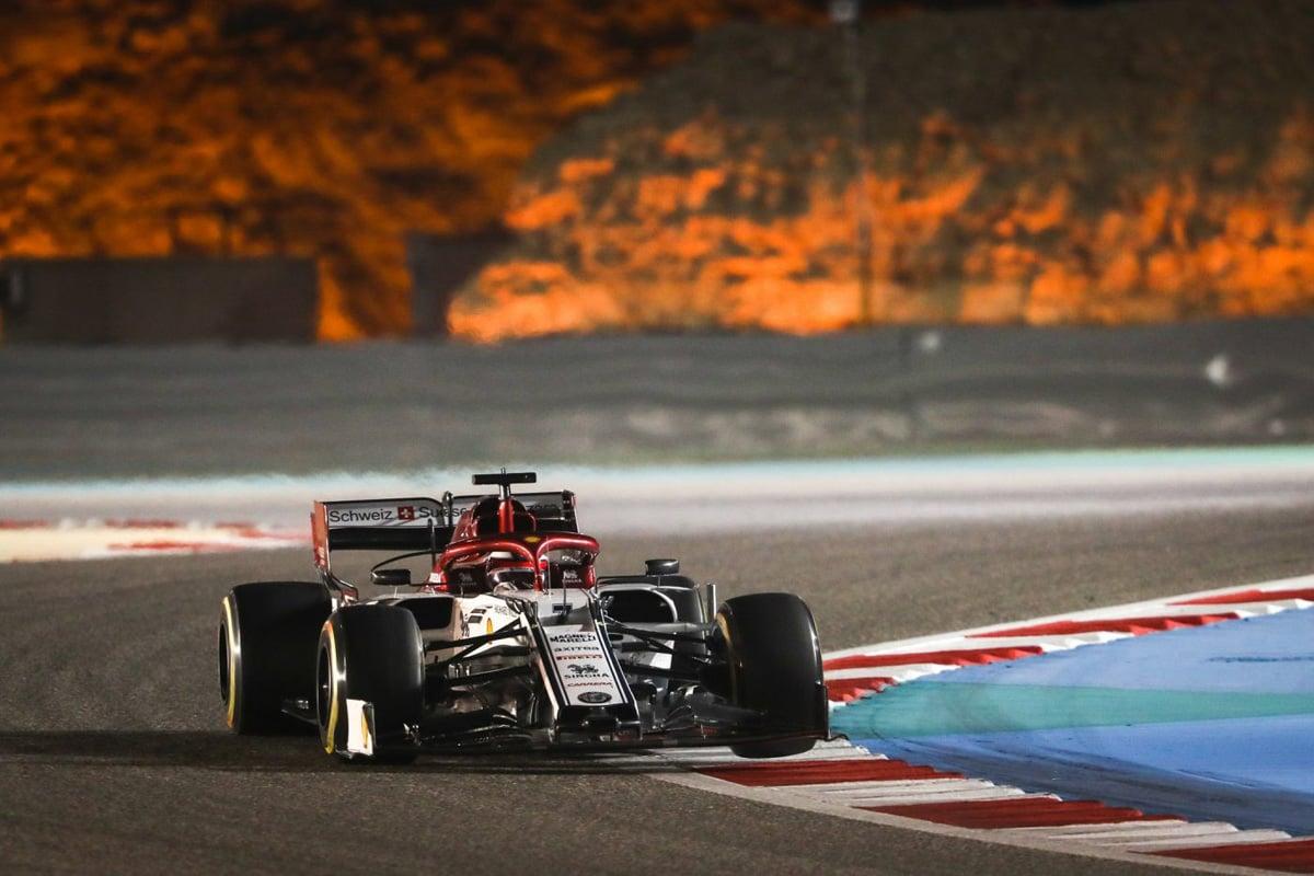 F1 アルファロメオ・レーシング バーレーンGP