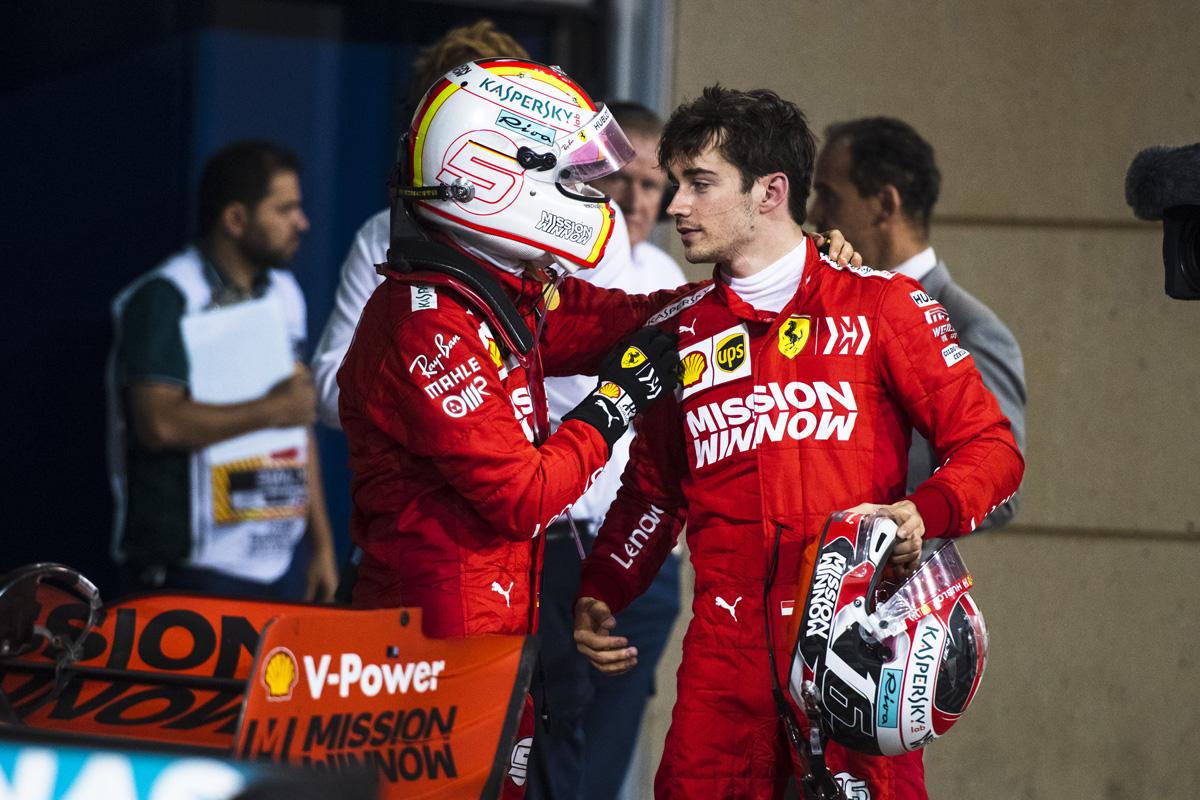 F1 フェラーリ バーレーンGP