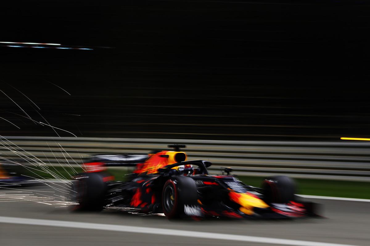 F1 レッドブル・ホンダ バーレーンGP