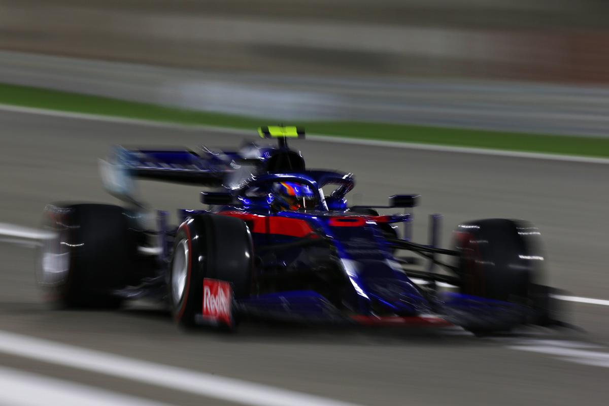 F1 トロロッソ・ホンダ バーレーンGP