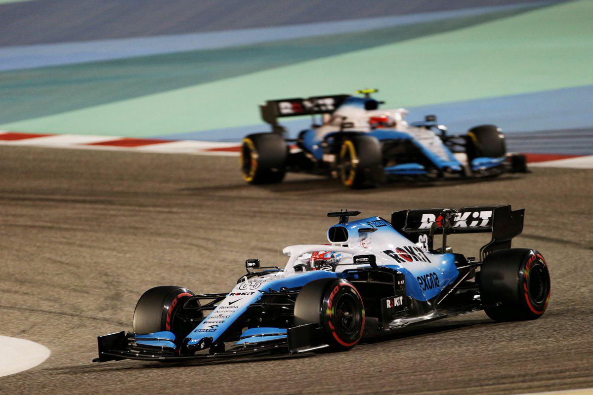 F1 ウィリアムズF1 バーレーンGP