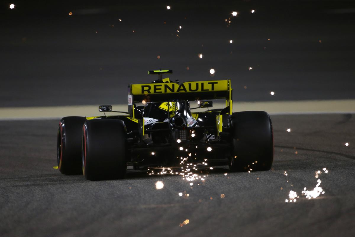 F1 ルノーF1 バーレーンGP