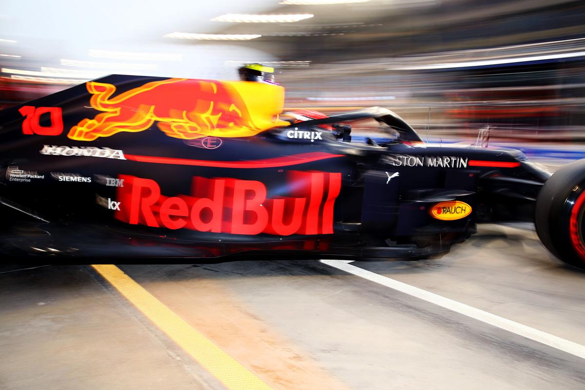 F1 中国GP ピレリ