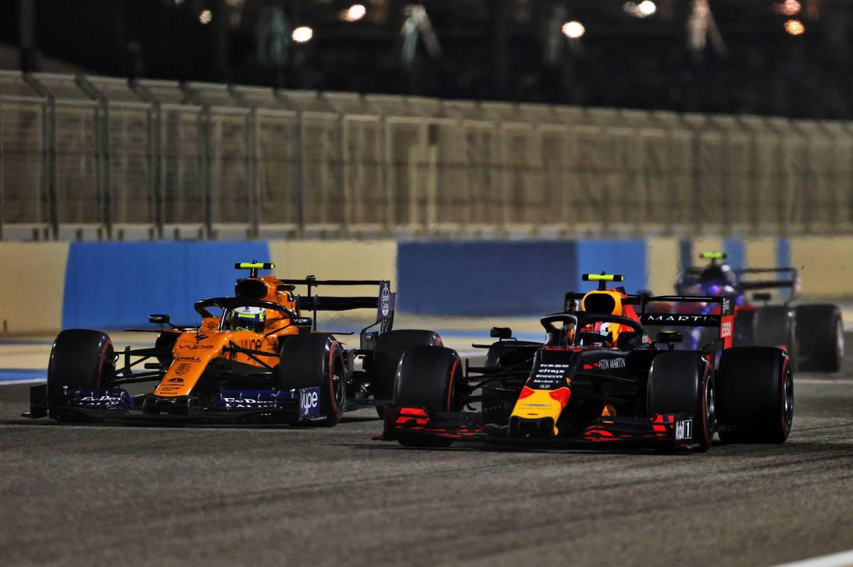 F1 マクラーレン レッドブル・ホンダ