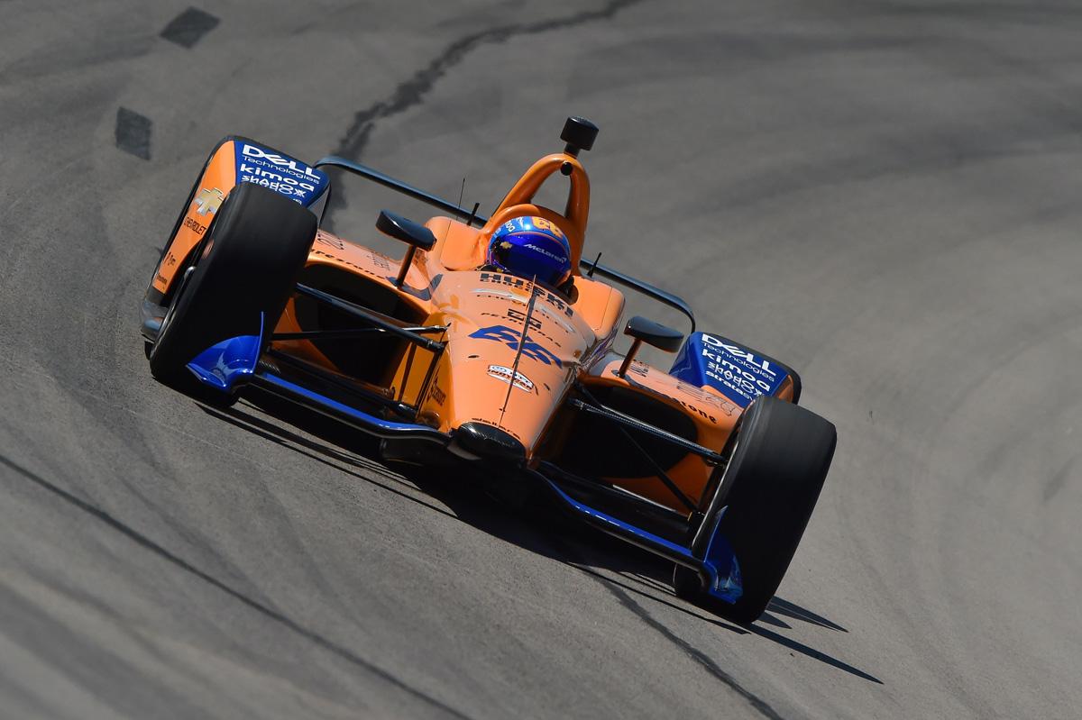 F1 フェルナンド・アロンソ
