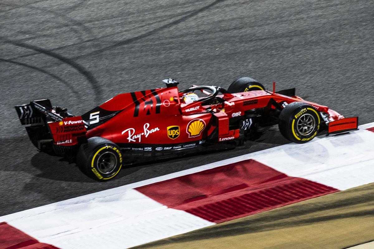 F1 Red Bull Ferrari