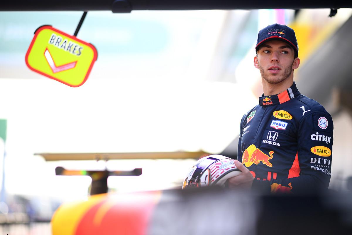 レッドブル・ホンダ × エクソンモービル 2019 F1中国GP ④