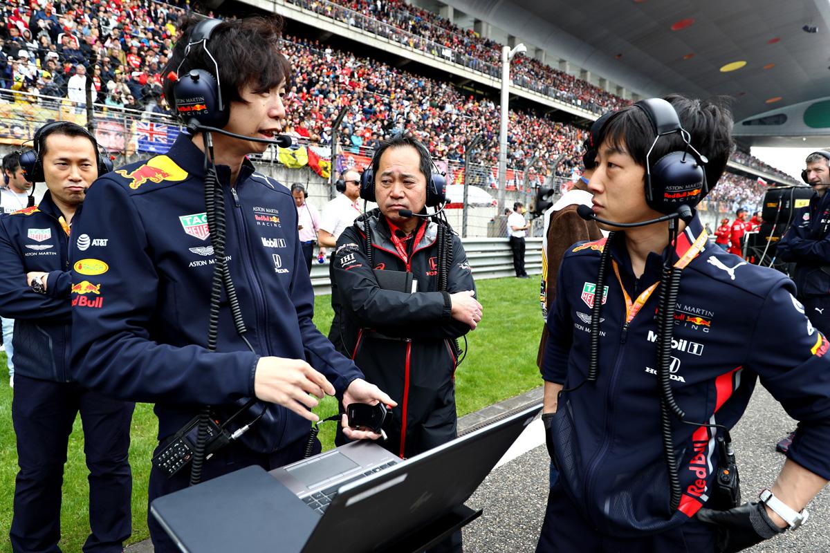 F1 ホンダF1 中国グランプリ