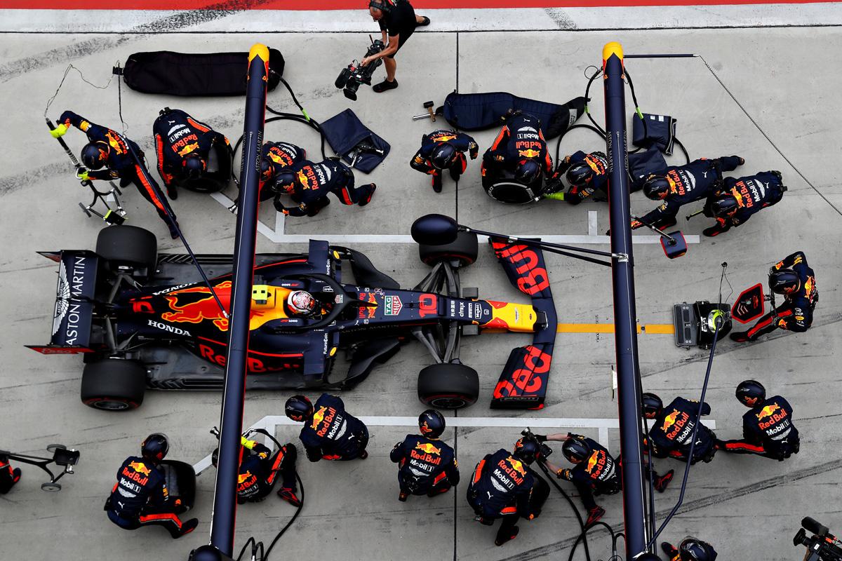F1 レッドブル・ホンダ 中国GP