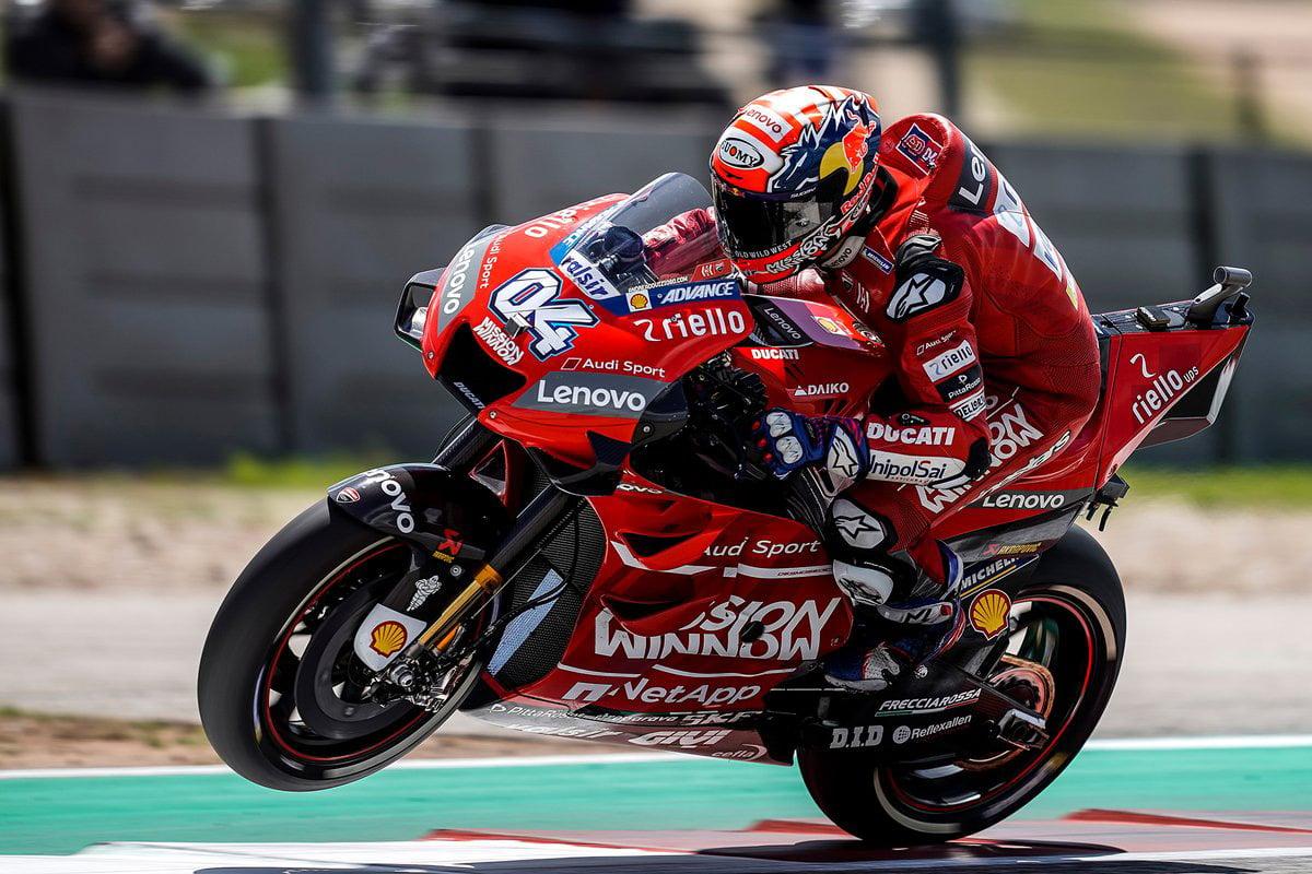 MotoGP ドゥカティ アメリカズGP