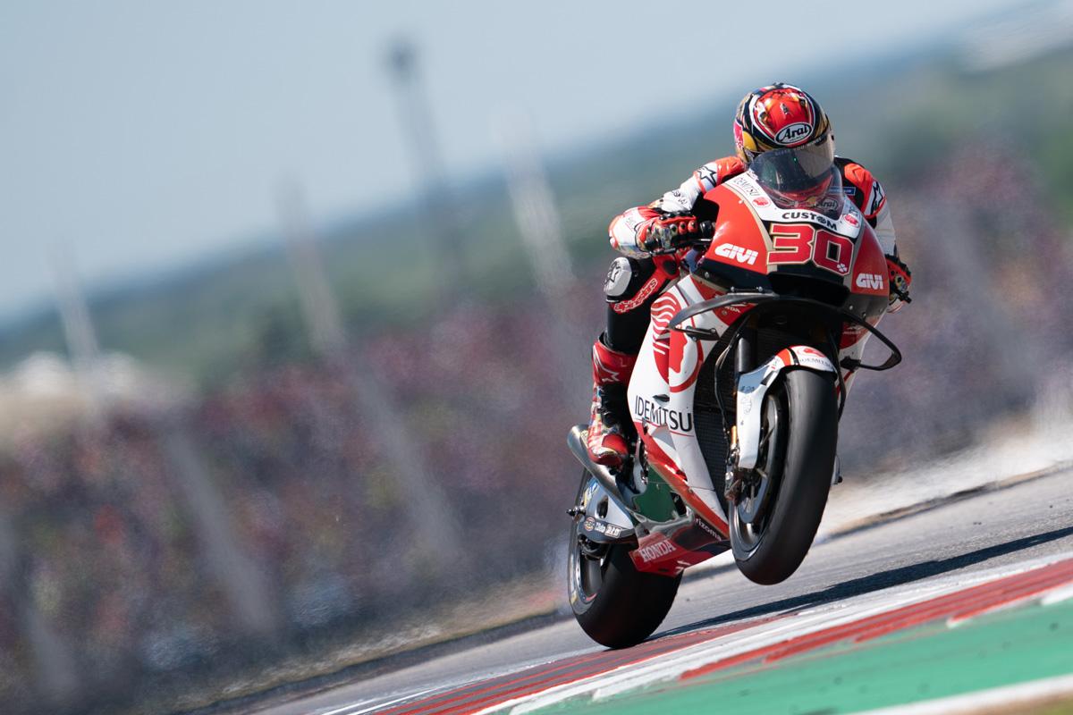 MotoGP ホンダ アメリカズGP