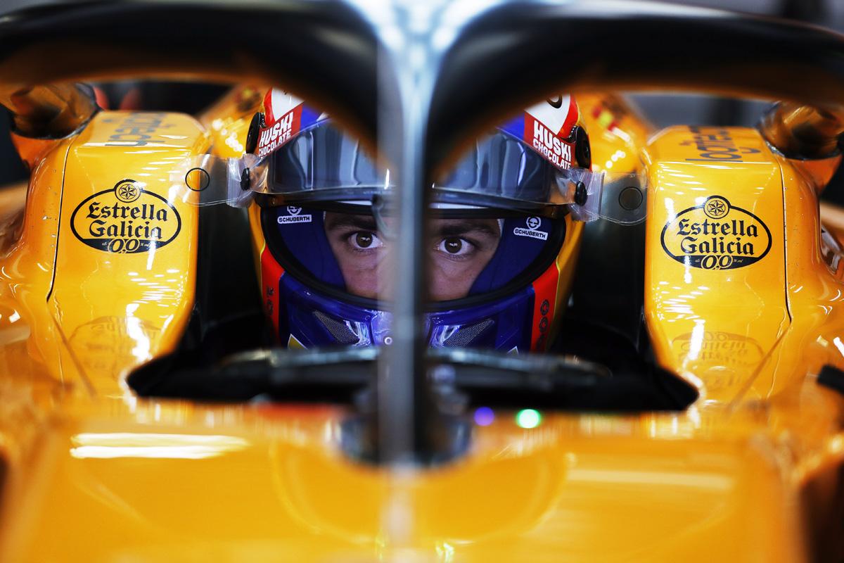 F1 カルロス・サインツ ルノーF1
