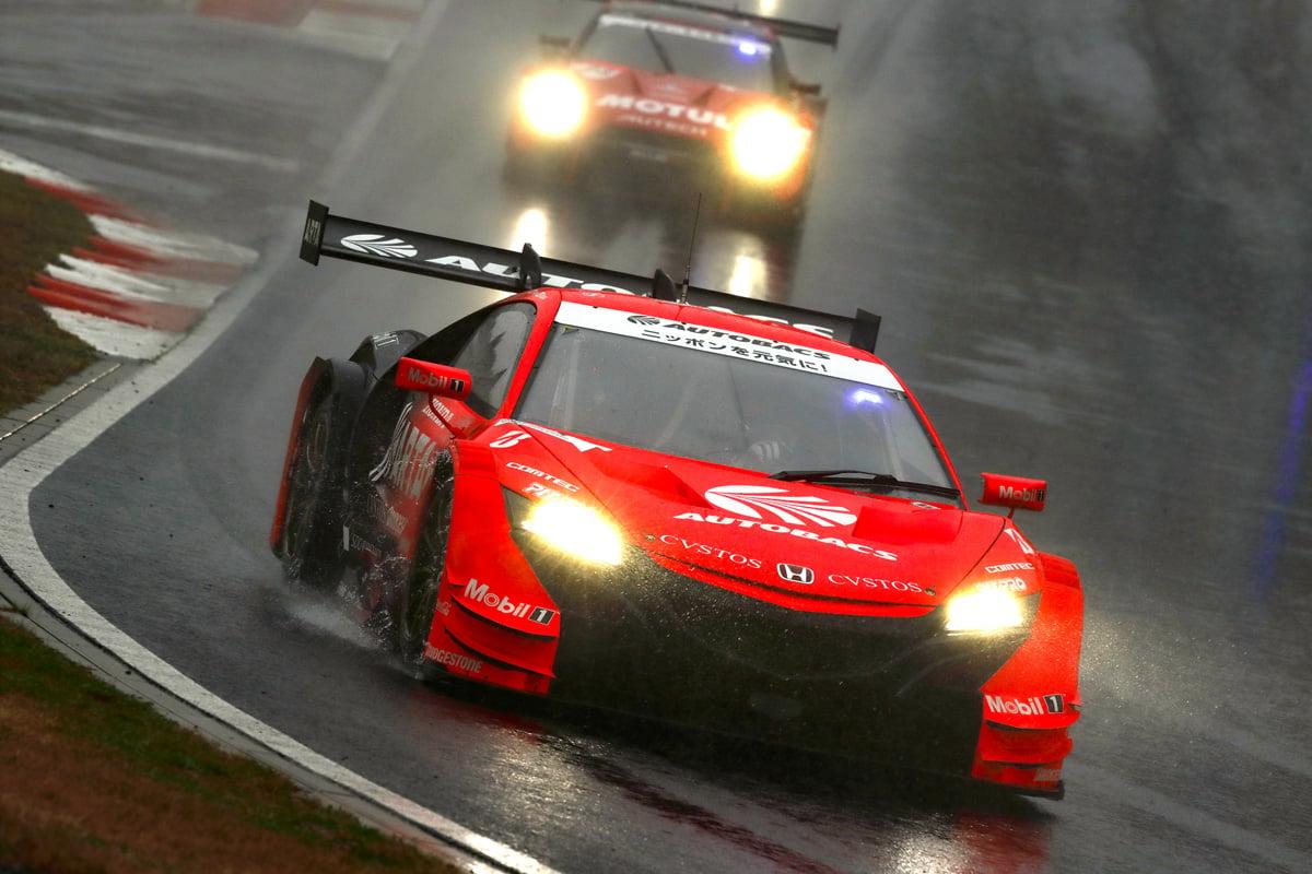 SUPER GT ホンダ