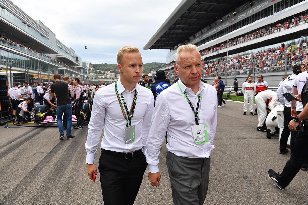 F1 ウィリアムズF1 ドミトリー・マゼピン