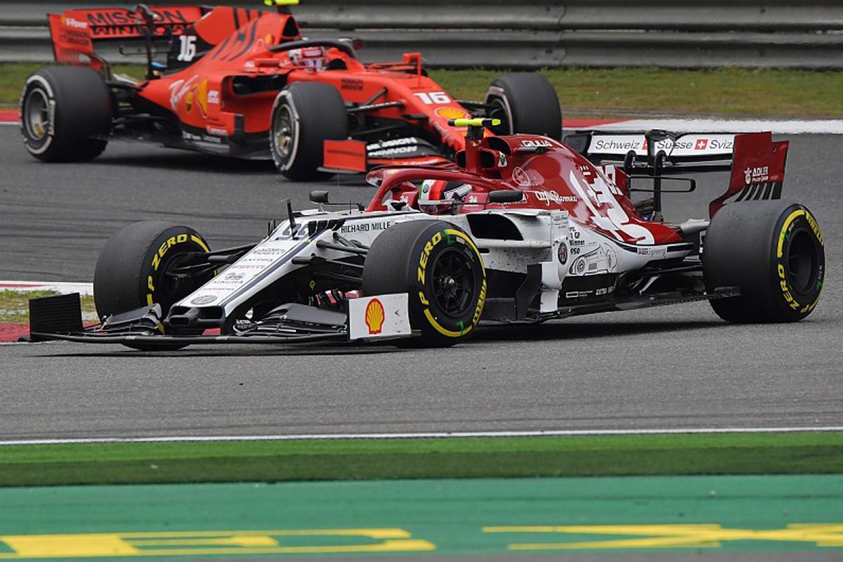 F1 フェラーリ アルファロメオ・レーシング