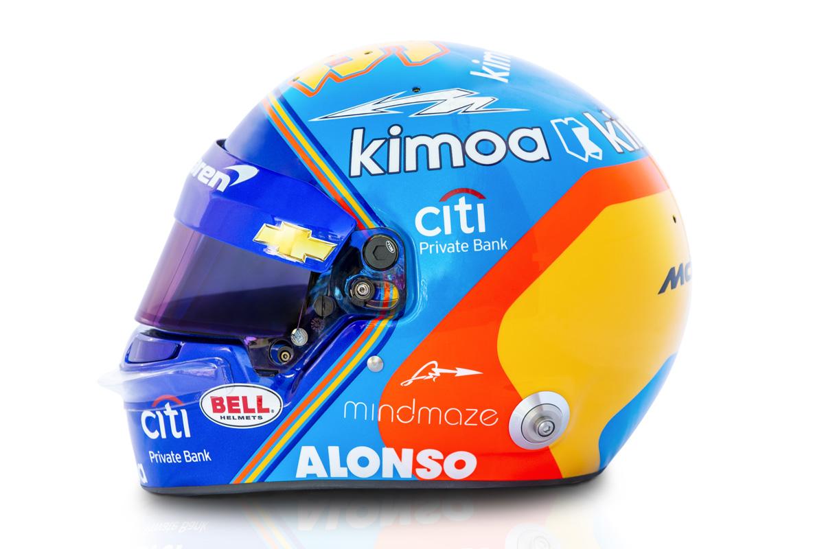 F1 フェルナンド・アロンソ マクラーレン