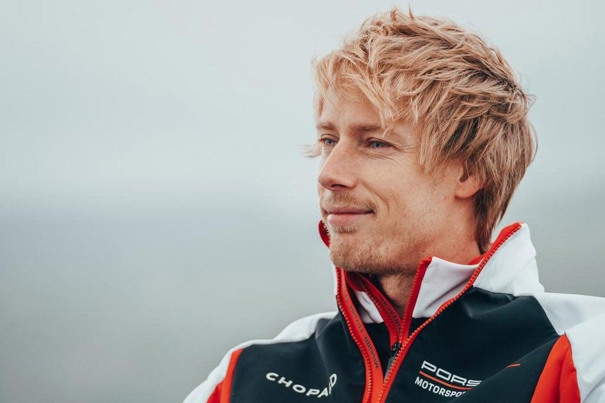 F1 ブレンドン・ハートレー