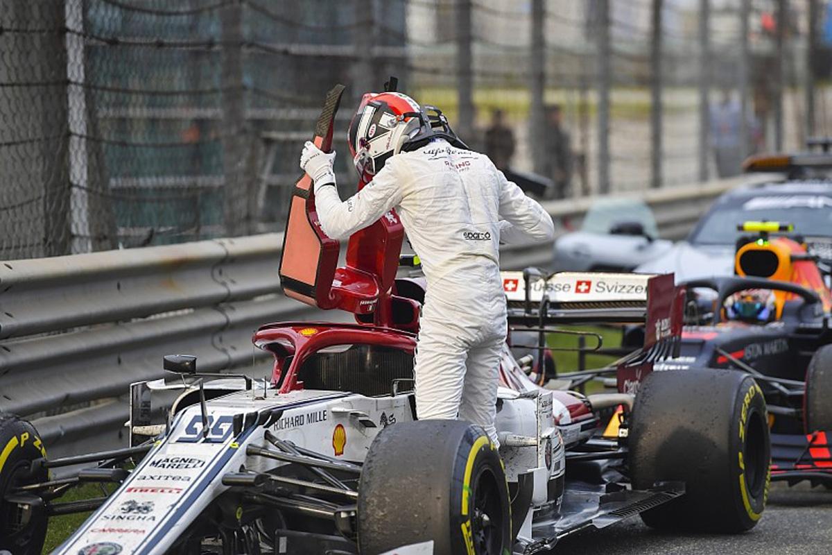 F1 アントニオ・ジョビナッツィ アルファロメオ・レーシング