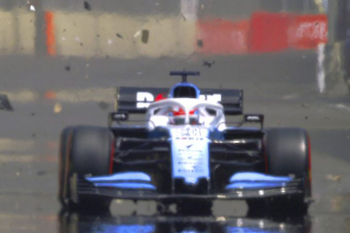 F1 ジョージ・ラッセル