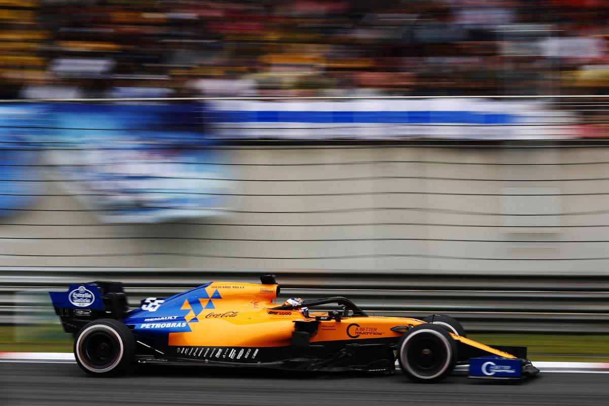 F1 マクラーレン カルロス・サインツJr.