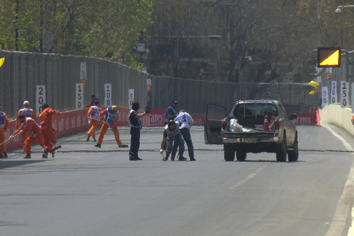 F1 アゼルバイジャンGP