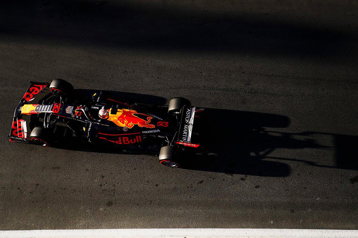 F1 アゼルバイジャンGP マックス・フェルスタッペン
