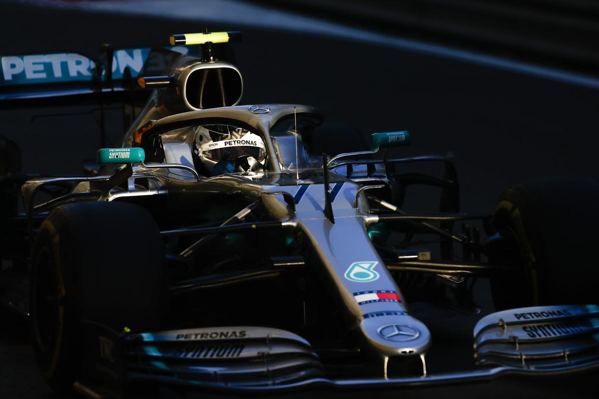 F1 アゼルバイジャンGP 予選