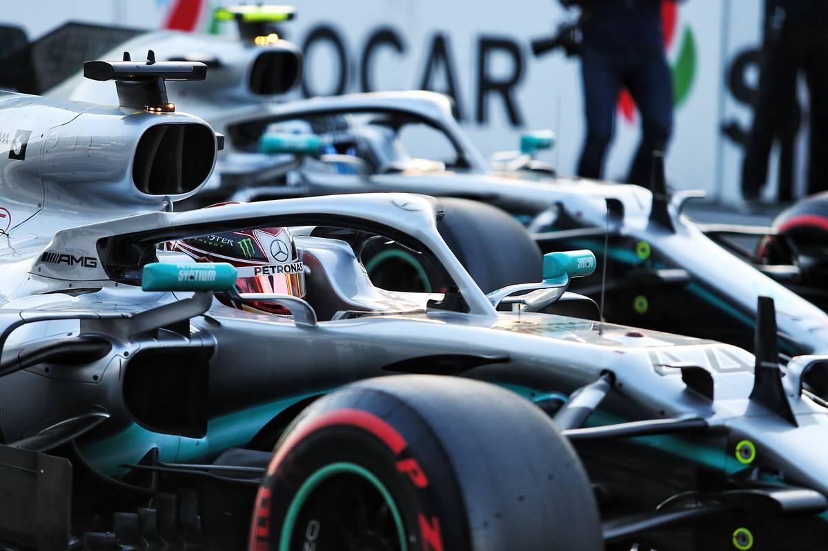 F1 アゼルバイジャンGP 2019年のF1世界選手権