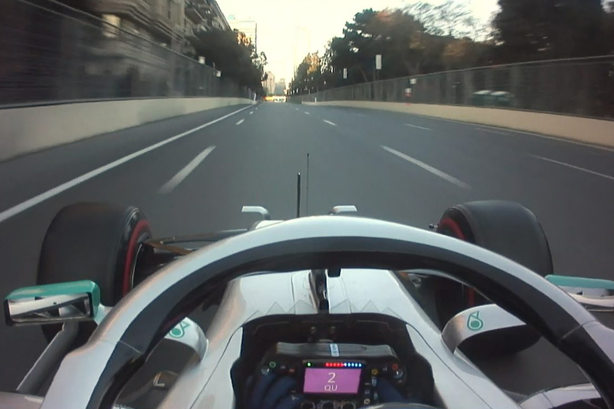 F1 バルテリ・ボッタス