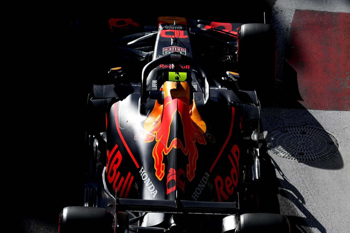 F1 ホンダF1 ピエール・ガスリー