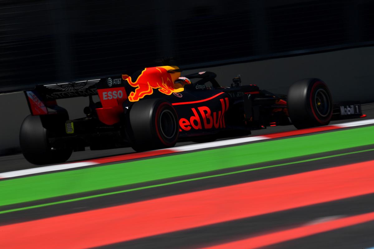F1 レッドブル・ホンダ アゼルバイジャンGP