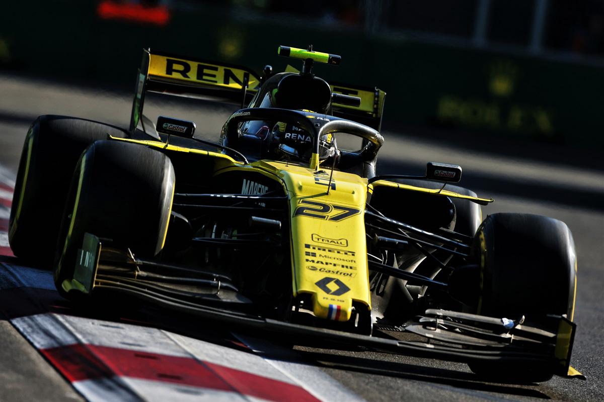 F1 ルノーF1チーム