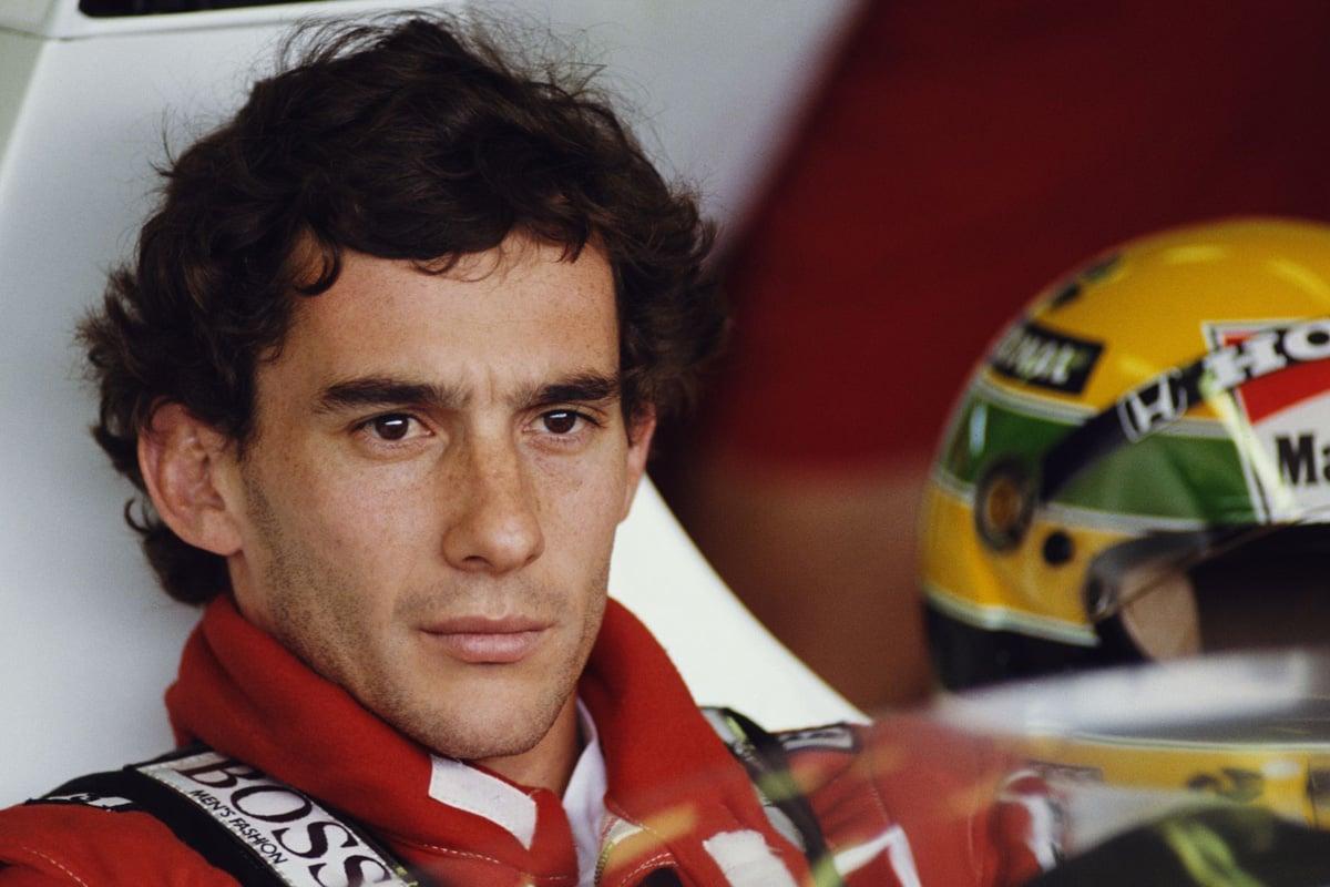 F1 フェラーリ アイルトン・セナ