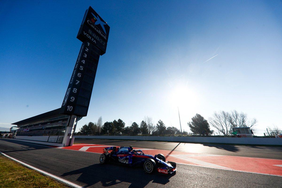 F1 スペインGP 2019年