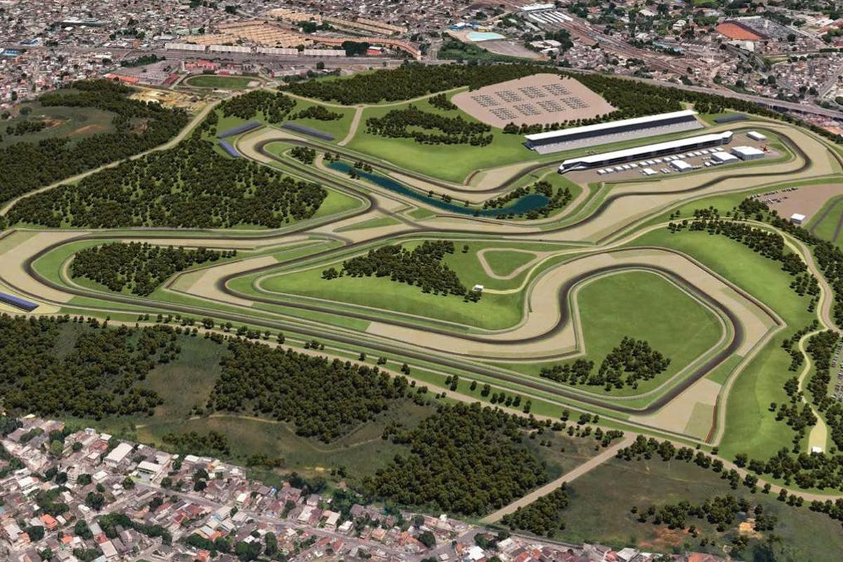 F1 ブラジルGP リオデジャネイロ