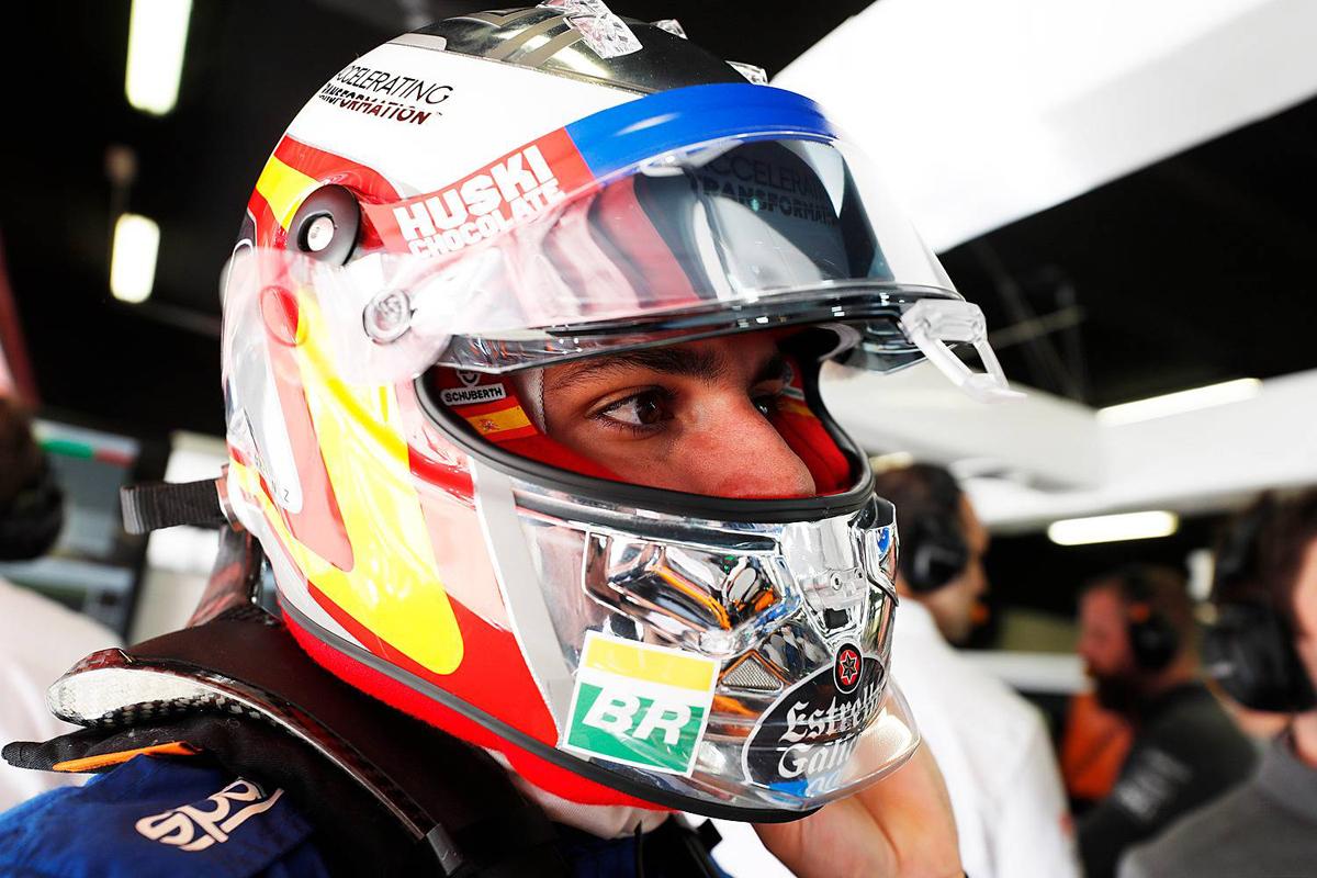 F1 カルロス・サインツJr. スペインGP