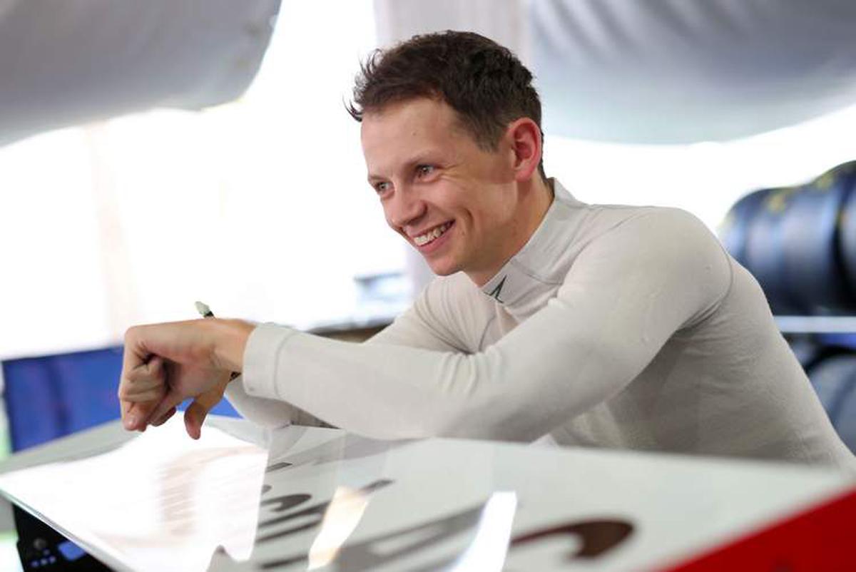 F1 レーシングポイント ニック・イェロリー